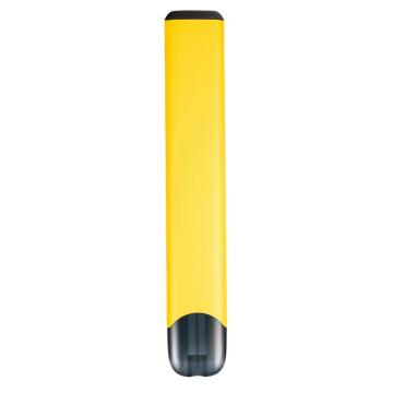 Best selling product cbd disposable e cigarette buttonless vaporizer pen syringe refill thc oil vape cartridge custom e joint