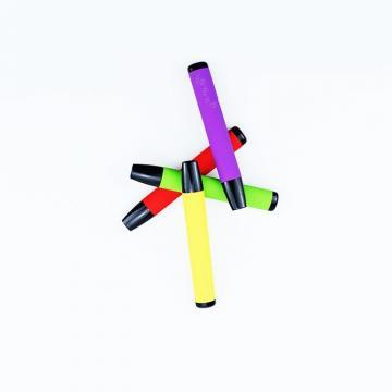2020 Most Popular Glow Disposable Vape Posh Plus XL