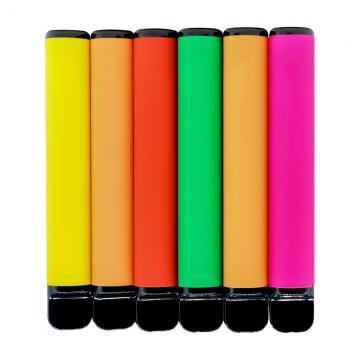 OEM Custom Logo 1.9ml vape pens disposable pods Li-on battery vape cigarettes