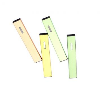 Custom Design Hot Sale 5%Nicotine Salt 1000puffs Vape Pen Disposable