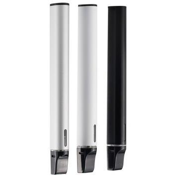 Wholesale Custom Logo E-Cigarette Stick Disposable Flat Vape Pen