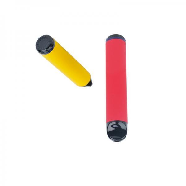 Best selling 0.5ml vapor colored smoke disposable cbd vap e pen #2 image